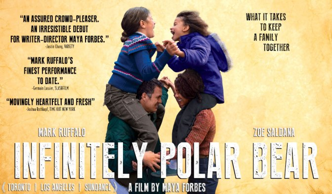 Infinitely Polar Bear (2014) – Review