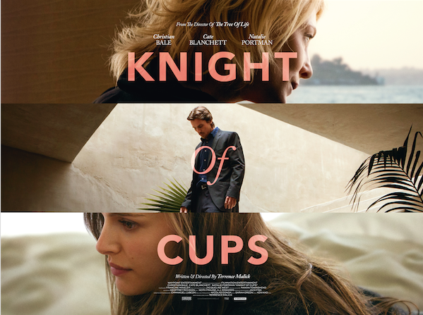 Knight of Cups – Brand New Trailer and Cups