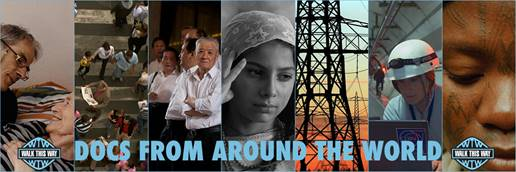 Walk This Way VOD presents Docs from around the World.