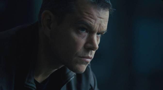 "Jason Bourne – ""Jason Bourne is Back"" Trailer"