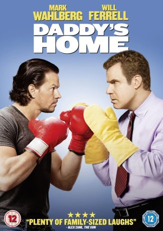 Weirdly funny, Will Farrell and Mark Wahlberg reunite for this Stepdad v Dad comedy.