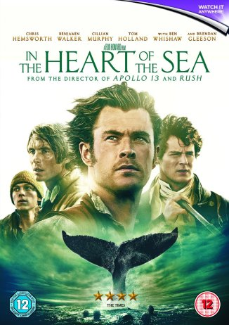Chris Hemsworth battles a whale in a film based on the true story that inspired Moby Dick.