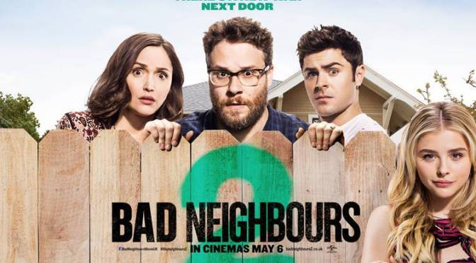 Bad Neighbours 2 – Review