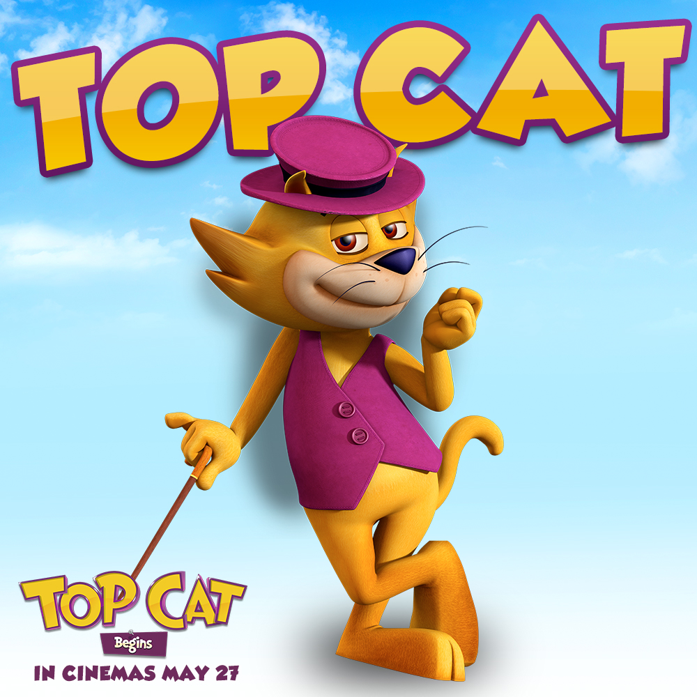 Character_TopCat