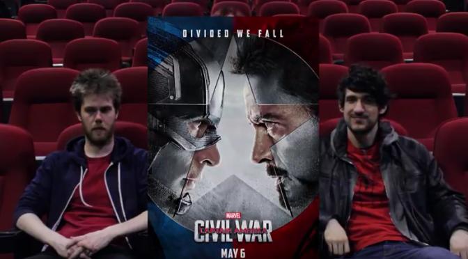 The Movie Scrum – Episode 2 (Cineworld Rugby Vlog)