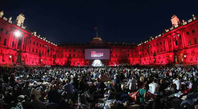 Film 4 Summer Screen at Somerset House – Line-Up