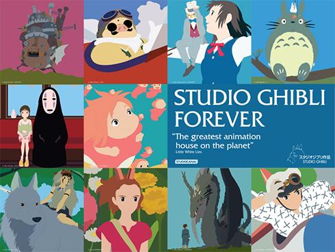 Studio Ghibli Forever – Brand New Trailer!