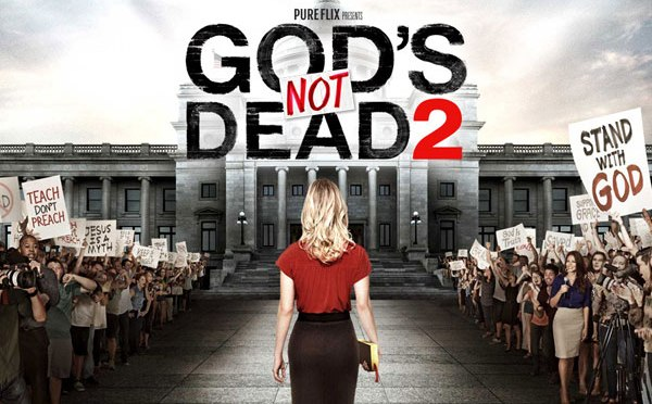 God's Not Dead 2 – Review