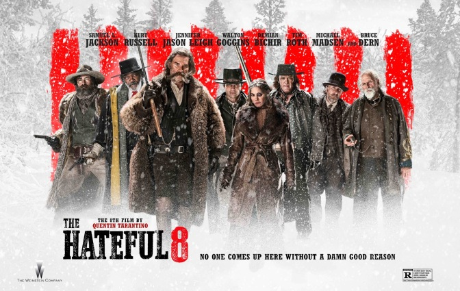 The Hateful Eight – Review: A Change in the Air for Tarantino?