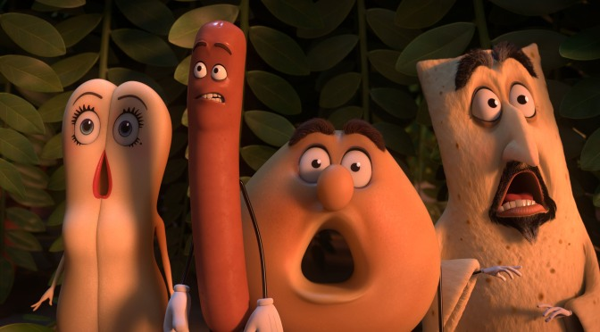 Sausage Party – Green Band Trailer!