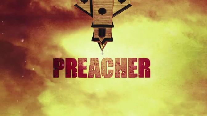 "Preacher ""Pilot"" Review"