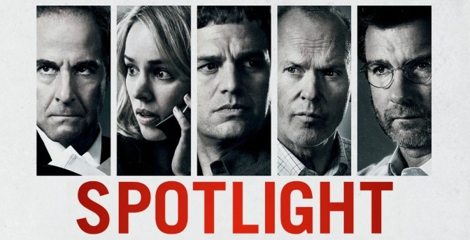 Spotlight (2016) – DVD & Blu-Ray Review