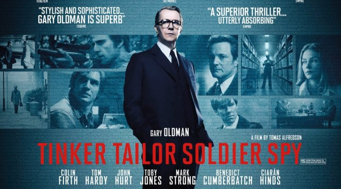 Looking Back…Tinker Tailor Soldier Spy (2011)