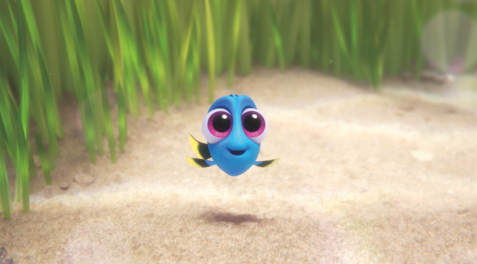 Finding Dory – Brand New Clip!
