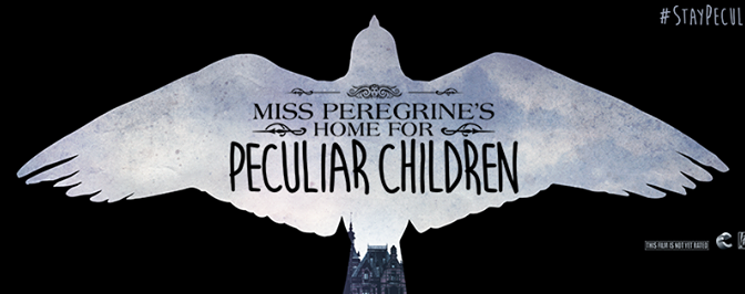Miss Peregrine's Home For Peculiar Children – Brand New Trailer!
