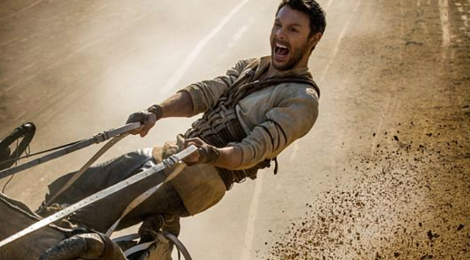 Ben-Hur – Brand New Trailer and Featurette!