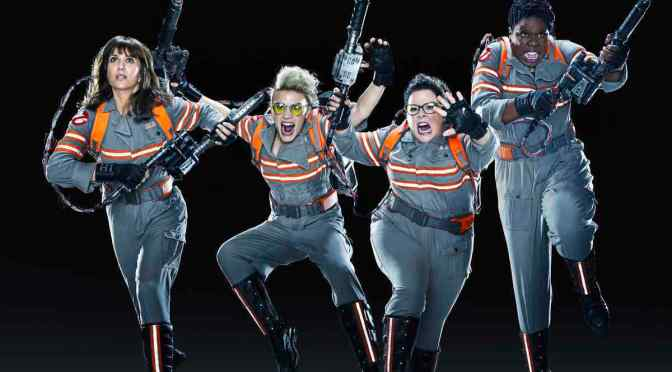 Ghostbusters – Brand New Clips and Character Vignettes!