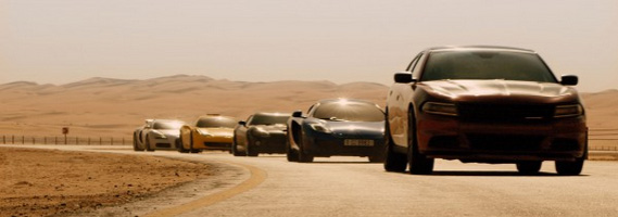 Fast 8 – Behind the Scenes Clip