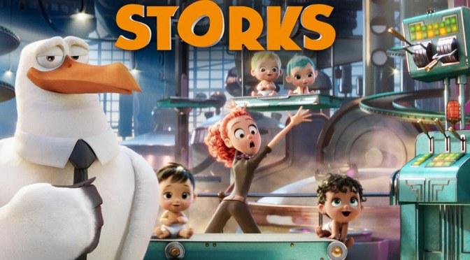 Storks – Brand New Trailer!