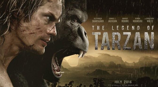 The Legend of Tarzan – Brand New Trailer!