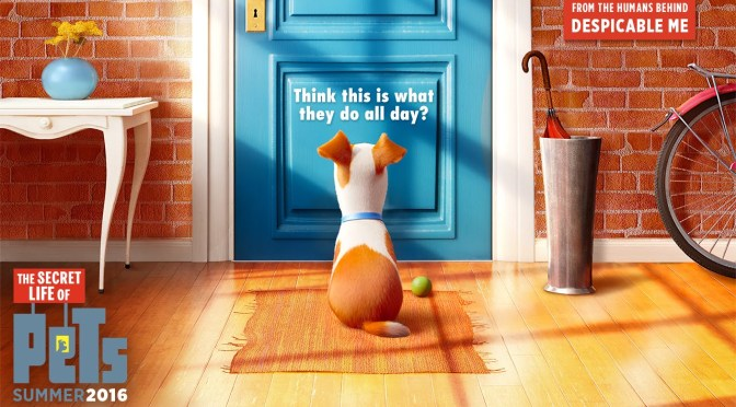 The Secret Life of Pets – Review