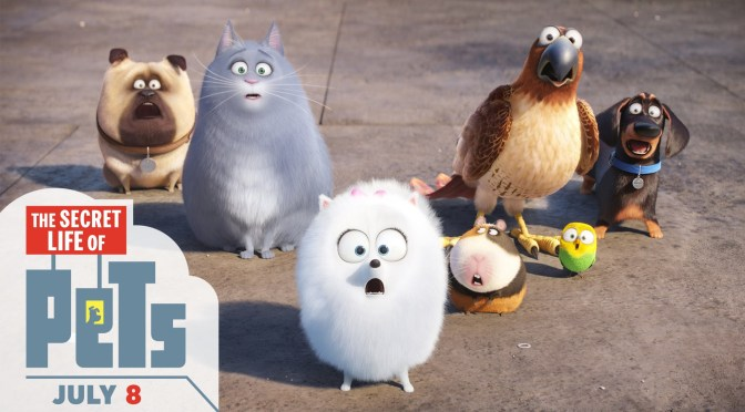 The Secret Life of Pets – Competition