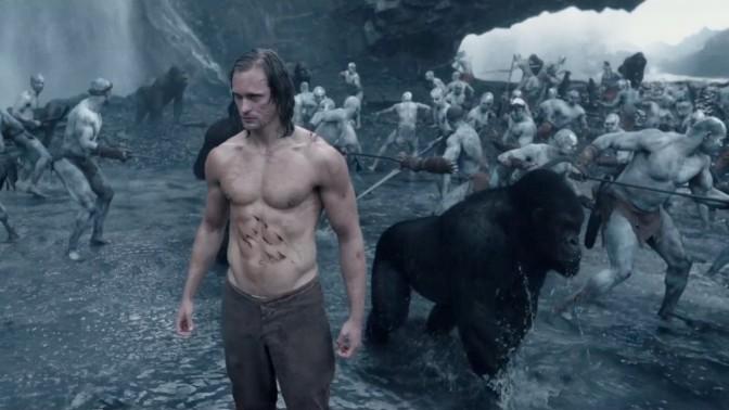"The Legend of Tarzan – ""Conquer"" Video"