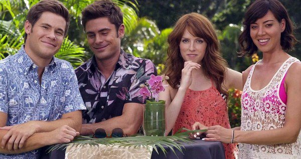 """Mike and Dave Need Wedding Dates – """"Inspired By"""" Featurette"""