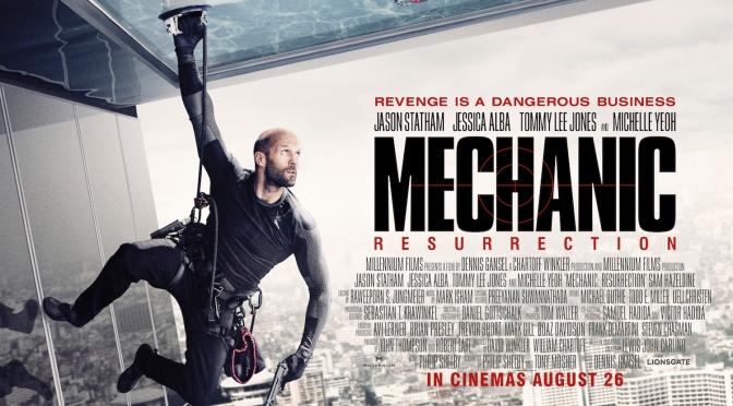 Mechanic 2: Resurrection – Brand New Trailer!