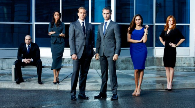 Suits – The Best Moments