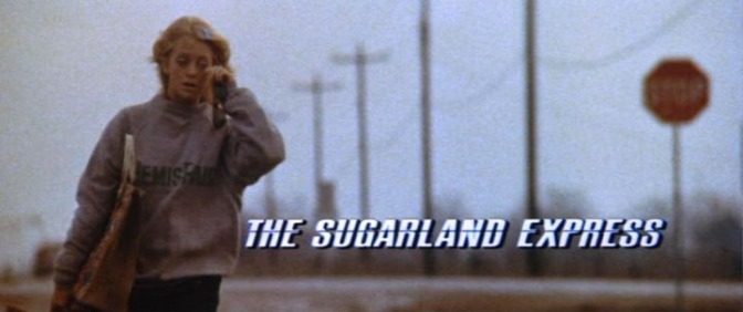 A Whole Lotta Spiel-berg: The Sugarland Express (1974)
