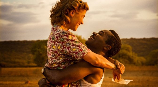 Amma Asante's A United Kingdom to open the BFI London Film Festival 2016!