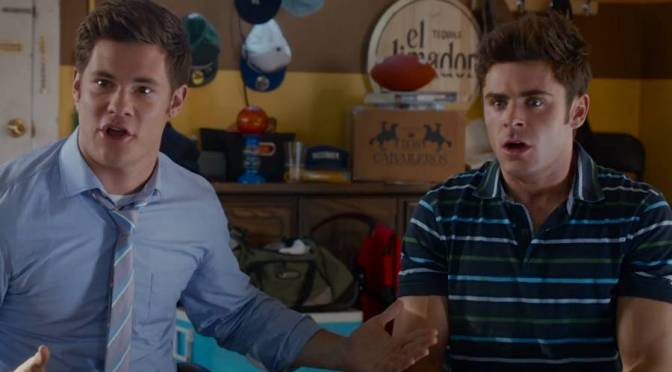 "Mike and Dave Need Wedding Dates – ""Stangle on Stangle"" Featurette"
