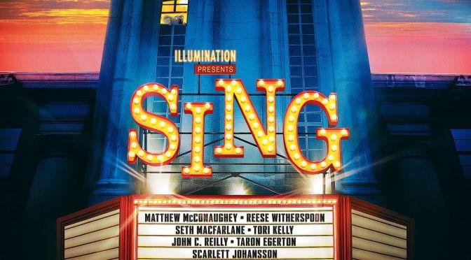 Sing – Brand New Trailer!