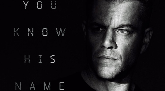 The Best Moments of The Bourne Series