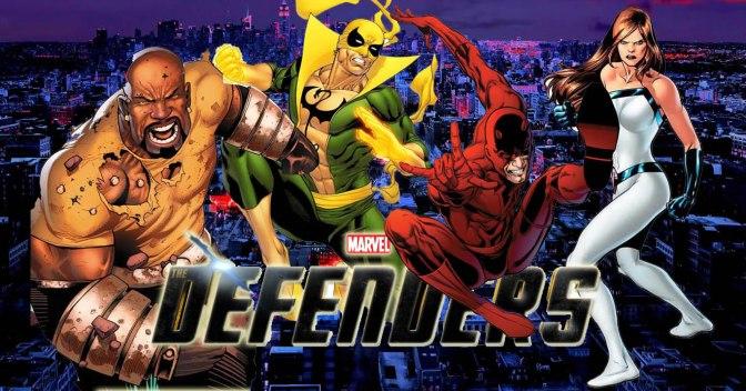 The Defenders – Brand New Teaser