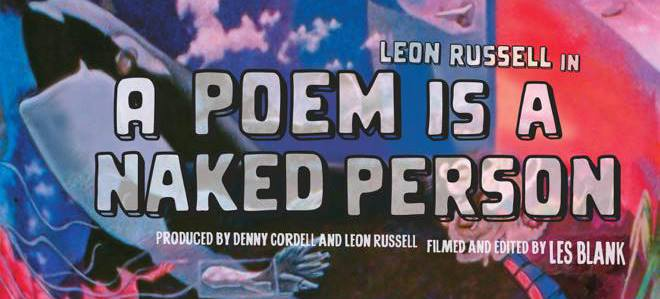 A Poem is a Naked Person – Review