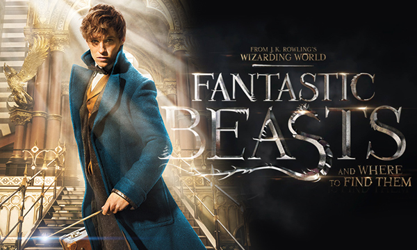 Fantastic Beasts – Brand New Trailer!