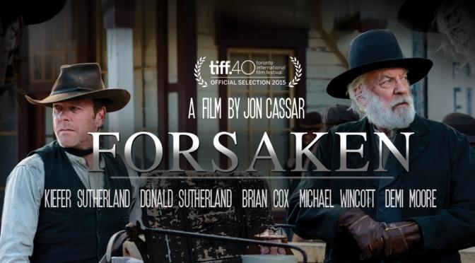 Forsaken – DVD & Blu-Ray Review