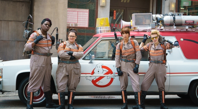Ghostbusters – Brand New Clips!