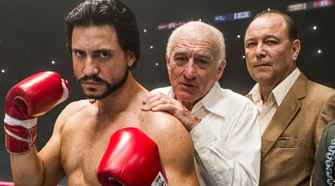 Hands of Stone – Brand New Trailer & Clip!
