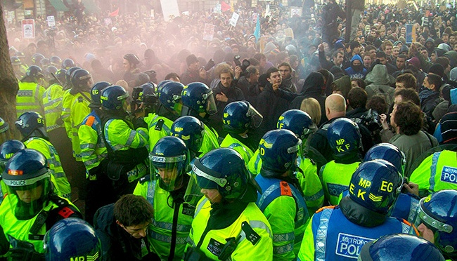 East End Film Festival: The Kettling of Voices – Review