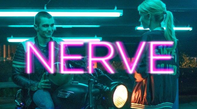 """Nerve – """"Blindfold"""" Clip"""