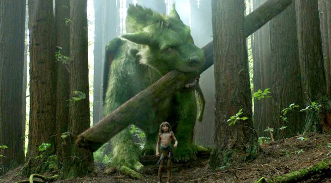 Pete's Dragon – Brand New Clips!