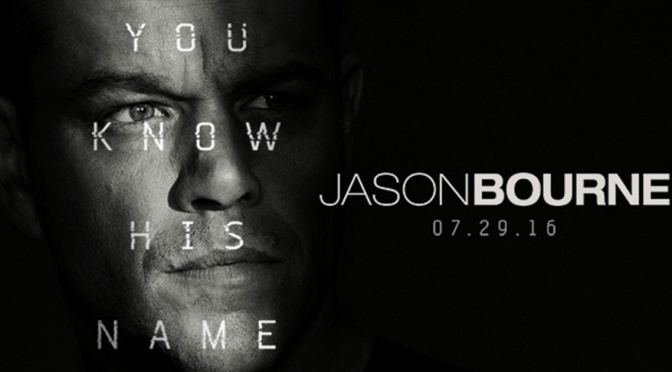 Jason Bourne – Review (Spoilers!)