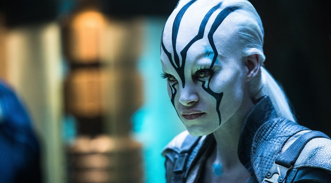 Star Trek Beyond – Sofia Boutella introduces Jaylah