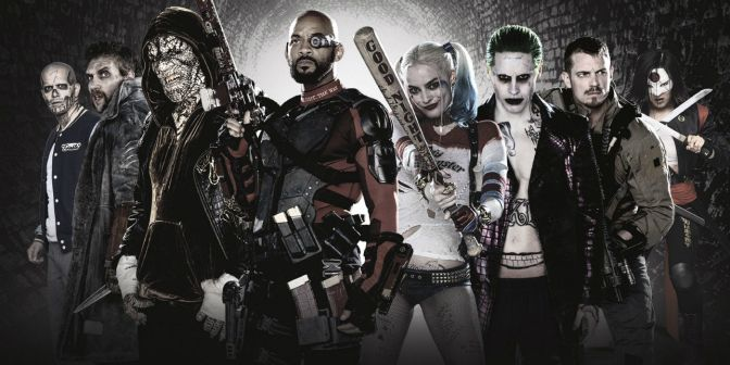 Suicide Squad – Brand New Character Videos!