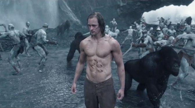 The Legend of Tarzan – Brand New Clips!