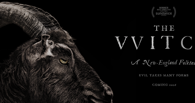The Witch – DVD & Blu-Ray Review