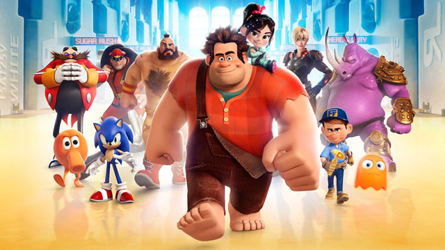 Wreck-It Ralph sequel arrives in 2018